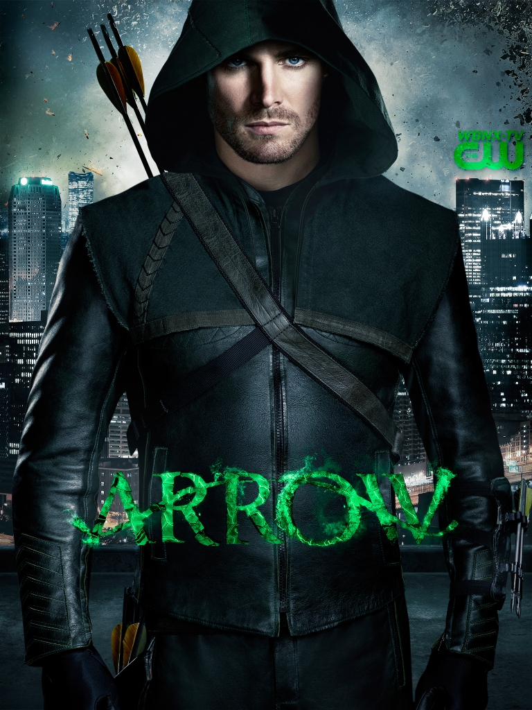 "Arrow TV Series 2012 ""Destiny leaves its mark"" 