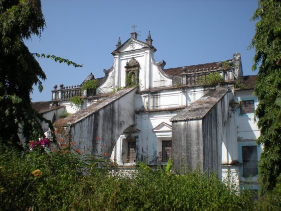 Convent of St. Monica, Goa