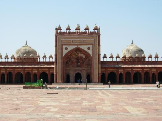Fatehpur Sikri, Uttar Pradesh, India.