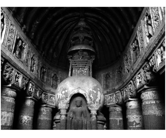 Ajanta Cave, Vikram Roy © Copyright 2012