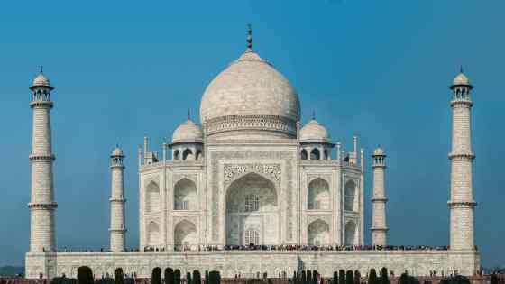 Taj Mahal, UP, India