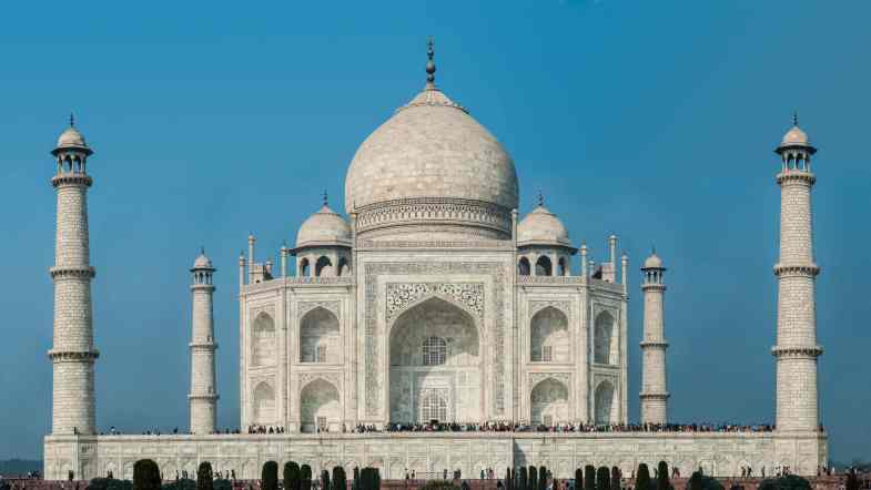 Taj Mahal, UP, India