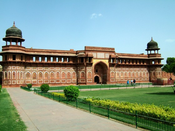 UNESCO World Heritage site located in Agra, Uttar Pradesh, India.