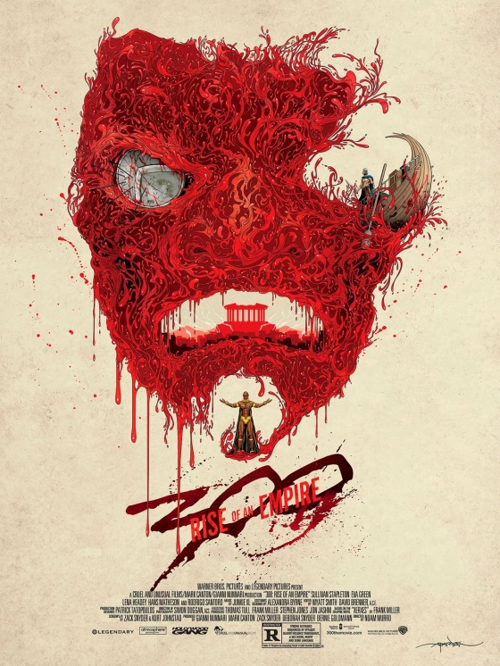 300: Rise of an Empire : A Review