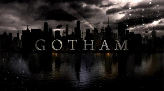 Gotham TV Series, Seaon One by FOX