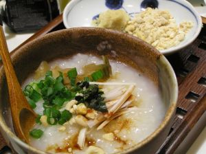 Rice Congee, Photo: Wikipedia