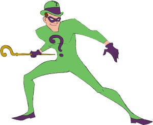 Picture: Riddler Source: Wikia.com