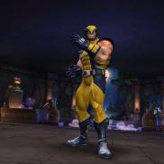 Screenshot: Wolverine Marvel Contest of Champions