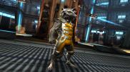 Screenshot: Rocket Raccoon Marvel Contest of Champions