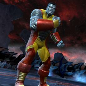 Screenshot: Colossus (Piotr Nikolaievitch Rasputin) Marvel Contest of Champions