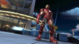 Screenshot: Iron Man, Marvel Contest of Champions