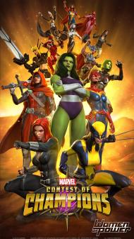 Top 10 Strong Women Champions in MARVEL Contest of Champions!