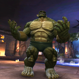 Screenshot: The Abomination, Contest of Champions