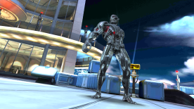 Screenshot: Ultron Prime, Contest of Champions