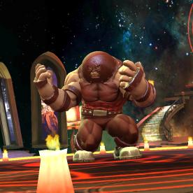 Screenshot: Juggernaut Contest of Champions