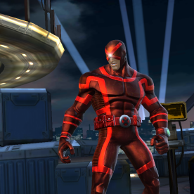 Screenshot: Cyclops Red Costume, Contest of Champions
