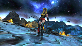 Ms. Marvel Screenshot Contest of Champions