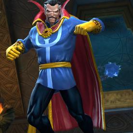 Screenshot: Doctor Strange, Contest of Champions