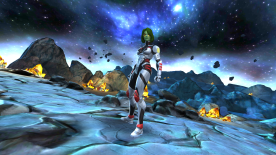 Gamora Screenshot - MARVEL Contest of Champions