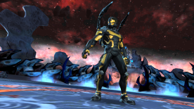Screenshot: Yellowjacket, Contest of Champions