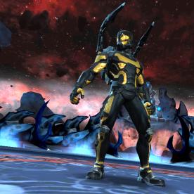 Screenshot: Yellowjacket, Contest of Champions