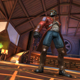 Screenshot: Star-Lord Contest of Champions
