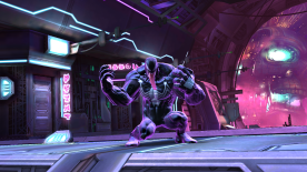Screenshot: Venom, Marvel Contest of Champions