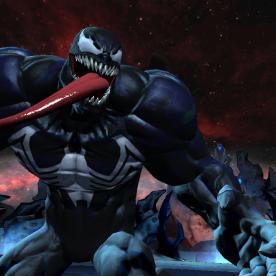 Venom Screenshot Marvel Contest of Champions